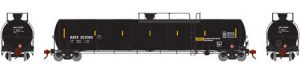 Athearn 33,900-Gallon LPG Tank Car Spur N