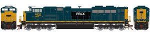 Athearn SD70ACe Diesel-Lokomotive Spur H0