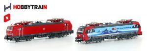 Hobbytrain – Siemens BR 193 VECTRON – Neuheiten Auslieferung Modelleisenbahn Spur N Mai 2018