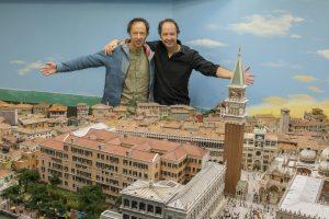 Miniatur Wunderland Hamburg - Eröffnung Venedig