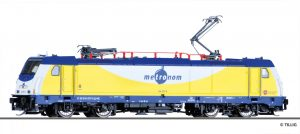 Elektrolokomotive metronom TT