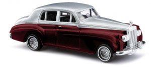 44421 Rolls Royce Silver Cloud, zweifarbig, Rot
