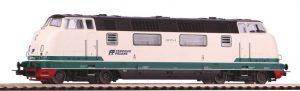 PIKO #59716 Diesellok BR220 Ferrovie Padana VI