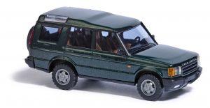 BUSCH 51901 Land Rover Discovery, Grün