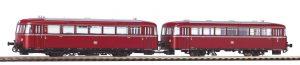 PIKO #52725 ~Schienenbus VT98 DB III