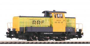 PIKO #96466 Diesellok 102 RRF VI