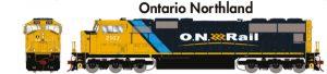 Athearn H0 Scale SD75I/SD70M Lokomotive