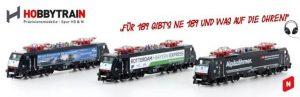 "Hobbytrain/LEMKE – große BR189 ""Sound-Offensive"""