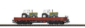 31170 Flachwagen Samm 4818 »Traktorentransport«