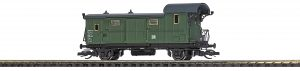 32000 Packwagen Pwi 93, Betriebs-Nr. 730-138