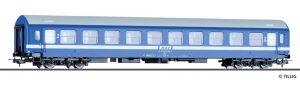 TILLIG - Reisezugwagen 2. Klasse Ba, Typ Y/B 70, der MAV, Ep. IV