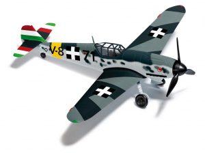 BUSCH - Messerschm.Bf 109 G6, Ungarn 25018