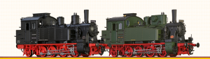 BRAWA -  Dampflokomotive 98.10 der DB
