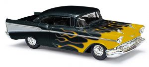 BUSCH - Chevrolet Bel Air '57, Flammen 45001