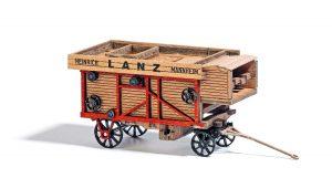 BUSCH - 8722 Dreschmaschine »Lanz«