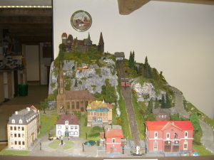 Brawa Seilbahnanlage Günztal Museumsbahn-Verein