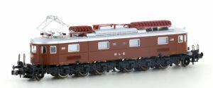 H10183 -  Hobbytrain BLS Ae 6/8 8-achsige E-Lok braun Nr. 203 BLS