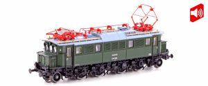 H2891S Hobbytrain E-Lok BR E17 DR grün, Ep.III