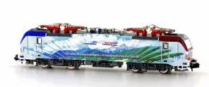 "H2993 - Hobbytrain E-Lok BR193 773 Vectron Lokomotion ""150 Jahre Brennerbahn"", Ep.VI"