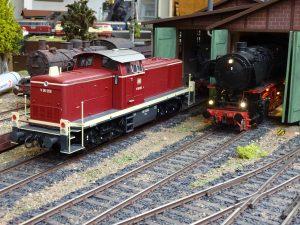 IMA 2018 - Spur 1 MEC Köln Spur 1 / IG Spur 1 Aachen