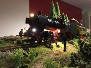 Die Modellbahn-Anlagen zur Int. Modellbahn-Ausstellung Köln 2018 stellen sich vor: