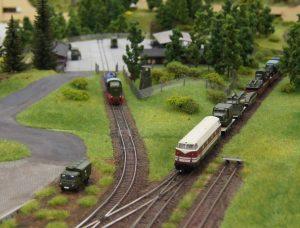 Spur TT: TT-Modellbahnfreunder Weimar