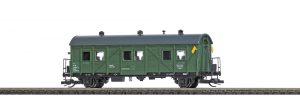 BUSCH - 34003 Bauzugwohnwagen Mci-43 DR