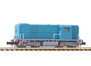 PIKO 40420 Diesellok Rh2400 blau NS III