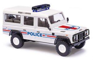 BUSCH - 50366 Landrover Defender, Police (Polizei F)