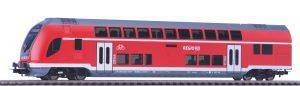 PIKO 58805 Doppelstocksteuerwagen 2. Kl. DB Regio VI