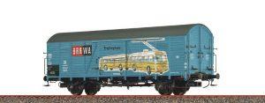 BRAWA – Aktuelle Auslieferungen für die Modelleisenbahn Spur H0 und N im Oktober 2018