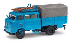 BUSCH - 95171 ESPEWE: IFA W50 BTP, Blaue Post