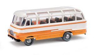 BUSCH - 95700 ESPEWE: Robur LO 2500 Bus, Orange