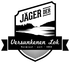 Logo Jäger der versunkenen Lok