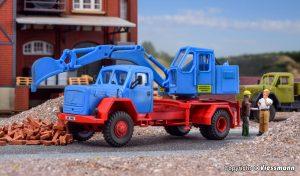 kibri – Aktuelle Neuheitenauslieferungen Modellauto/Modellbau