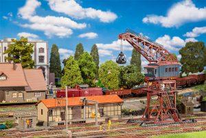 FALLER - Güterverladung 190065 für Spur H0
