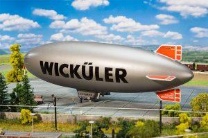 FALLER - Luftschiff Wicküler 222411 für Spur N