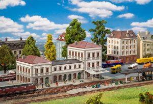 FALLER - Bahnhof Königsfeld 239101 für Spur N