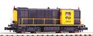 PIKO N - #40422 Diesellok 2400 grau-gelb NS IV