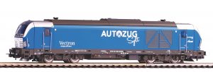 PIKO H0 Expert - #59988 Diesellok Vectron 247 Autozug Sylt VI
