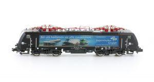 LEMKE/Hobbytrain - E-Lok BR189 MRCE Bayernhafen, Ep. VI - H2925 - für Spur N