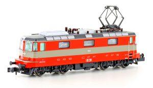 Hobbytrain/LEMKE – SBB BR Re 4/4 II 1. Serie – Neuheiten Auslieferung im November 2018