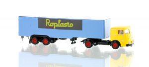 MINIS - Büssing LU11-16 Sattelzug Roplasto LC3621 für Spur N