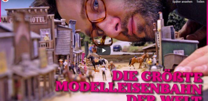 Miniatur Wunderland - offizielles Video