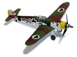 BUSCH - Messerschm.Bf 109 G, Kroatien 25019