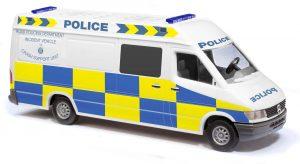 BUSCH - Mercedes Sprinter, Police (Polizei GB) 47853