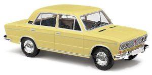BUSCH - Lada 1500 (WAS 2103) »CMD« Gelb 50503
