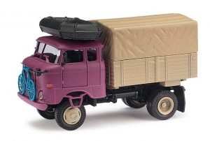 ESPEWE: IFA W50 LA, Expedition Mexiko 95239