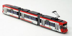 FALLER/TOMYTEC – Straßenbahnen in Spur N