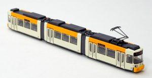 FALLER/TOMYTEC -  971589 Tram-System, Mainzer Straßenbahn, Type 200